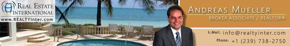 Florida Broker Associate and Realtor Andreas Mueller